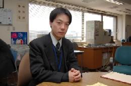 写真:新年度はリーダー研修会などを充実させていきたいとする教育庁の糸田社会教育主事